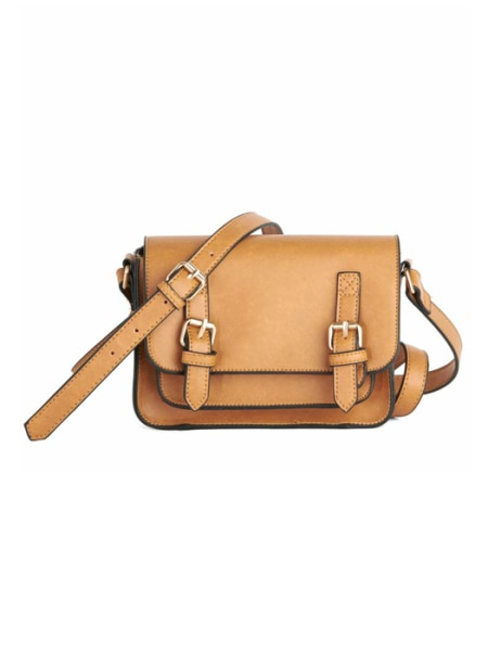 Pepa Loves 'Buckle Up' satchel
