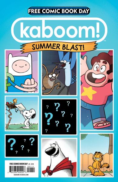 kaboom! Summer Blast!