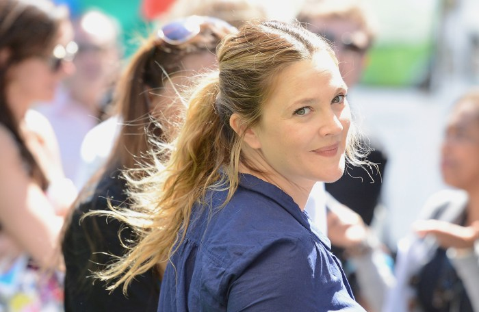 WEST HOLLYWOOD, CA - APRIL 05:  Actress Drew Barrymore attends the Safe Kids Day at The Lot on April 5, 2014 in West Hollywood, California.  (Photo by...