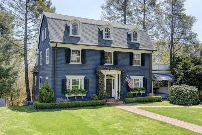 The home where Yogi Berra lived with his wife, Carmen, is for sale for $888,000, a nod to his New York Yankee days.