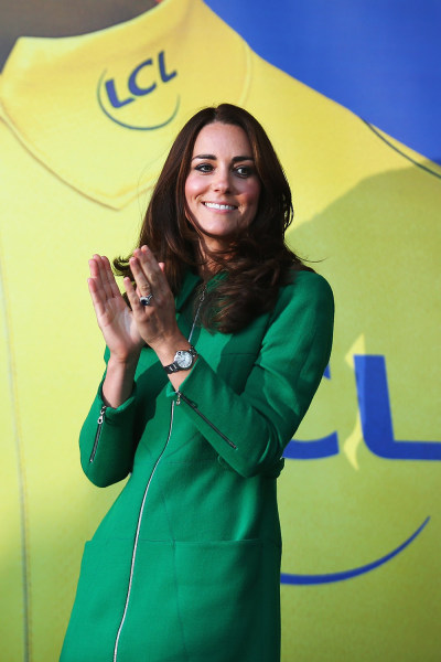 "Duchess Kate was named to Vanity Fair's best-dressed ""Hall of Fame"" after four previous appearances on the list."
