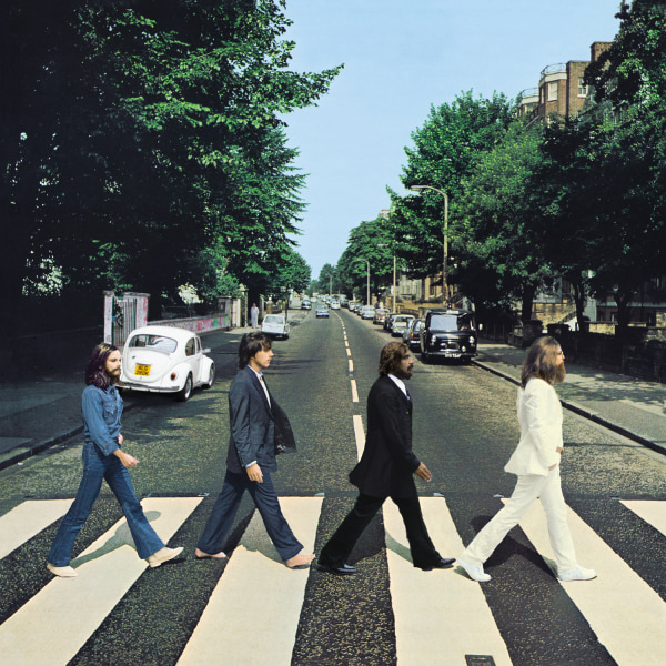 Image: TODAY anchors on Abbey Road