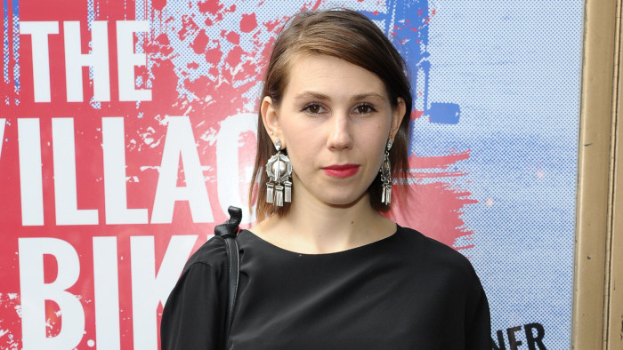 Actress Zosia Mamet opened up about her battle with an eating disorder in a recent magazine article.