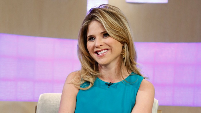 Jenna Bush Hager gives TODAY.com a peek into her life on the road.