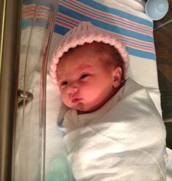 Image: Daughter of Amy Butler Tillman