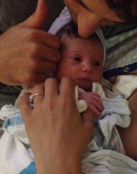 Image: baby of Casey Schaeffer
