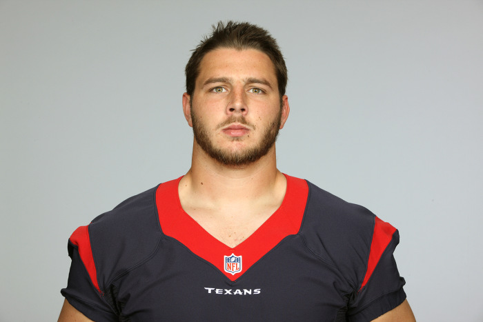 Houston Texans offensive tackle David Quessenberry is battling non-Hodgkin's lymphoma.