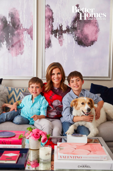Natalie Morales Shares Her Living Room Makeover Today Com