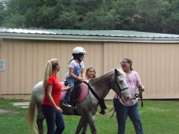 lex on horse