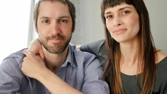 Ryan Hidinger and wife Jen