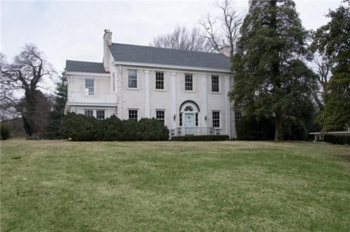 Reese Witherspoon recently purchased these Nashville home with plans to restore the property.