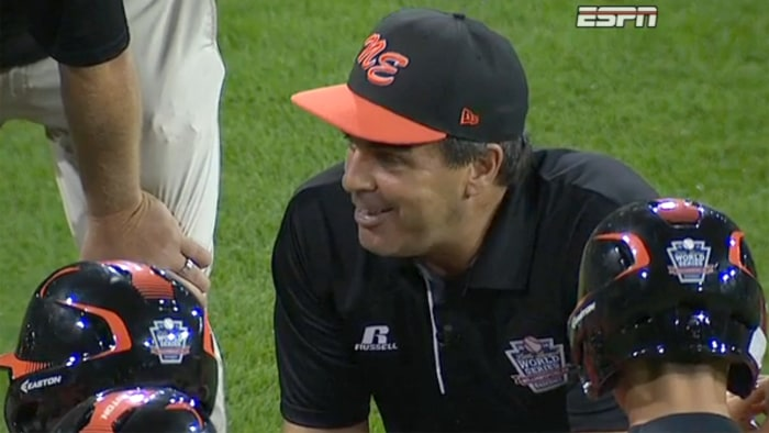 Rhode Island Little League coach Dave Belisle gave a heartwarming speech to his players after a one-run loss that ended their journey in the Little League World Series.