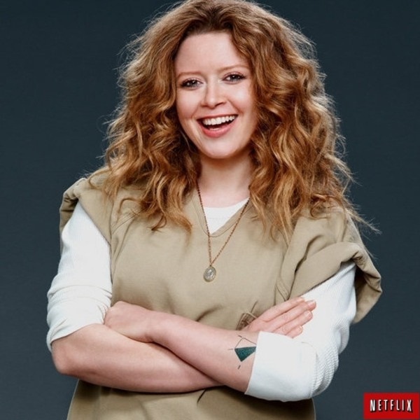 """Orange is the New Black"" star Natasha Lyonne."