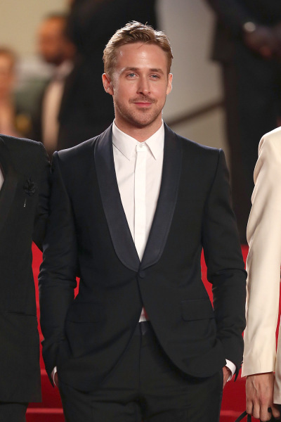 "CANNES, FRANCE - MAY 20:  Actor Ryan Gosling attends the ""Lost River"" premiere during the 67th Annual Cannes Film Festival on May 20, 2014 in Cannes, ..."