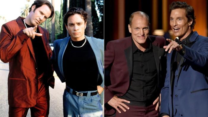 Image: A Night at the Roxbury, Matthew McConaughey, Woody Harrelson
