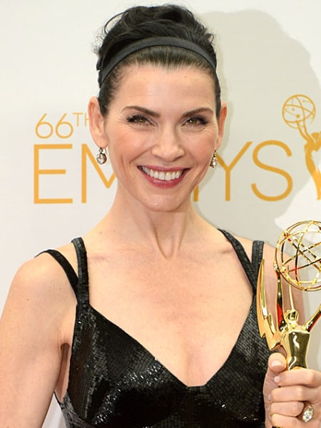 Emmys 2014: Best Beauty Looks: Julianna Margulies