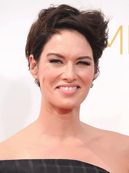 Emmys 2014: Best Beauty Looks: Lena Headey