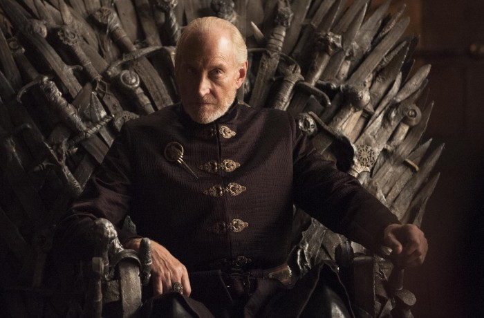 """Image: Charles Dance on """"Game of Thrones"""""""