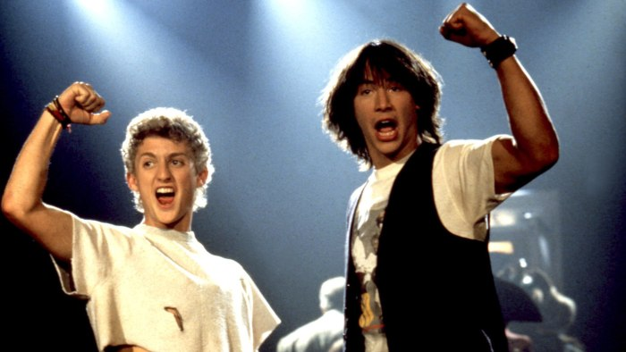"Image: ""Bill & Ted's Excellent Adventure"""