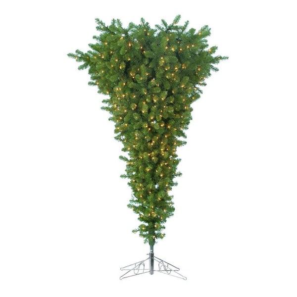 Hang A Christmas Tree Upside Down