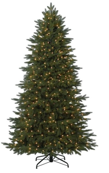 Lowes White Christmas Tree