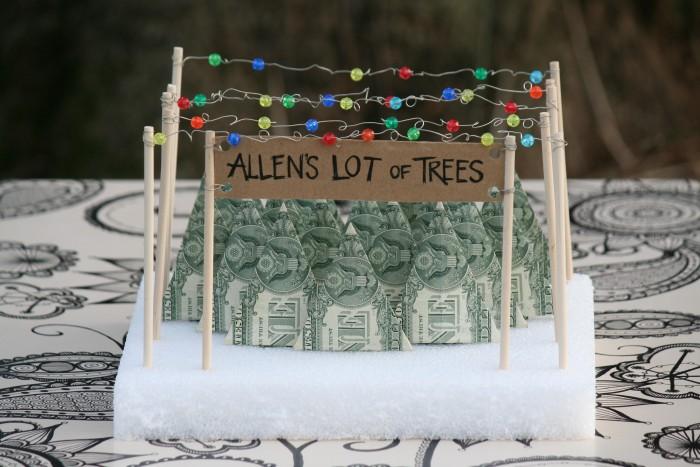 Diy money tree diy campbellandkellarteam creative cash gift tutorials from will add sparkle to negle Choice Image