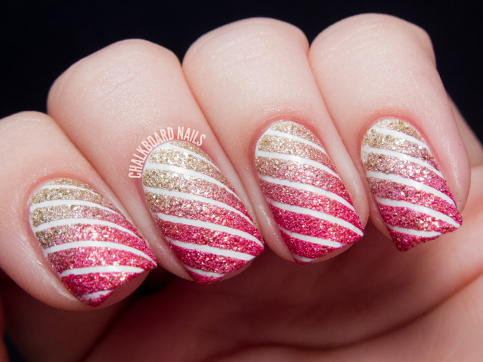Holiday Nails Design Alison Harper Company