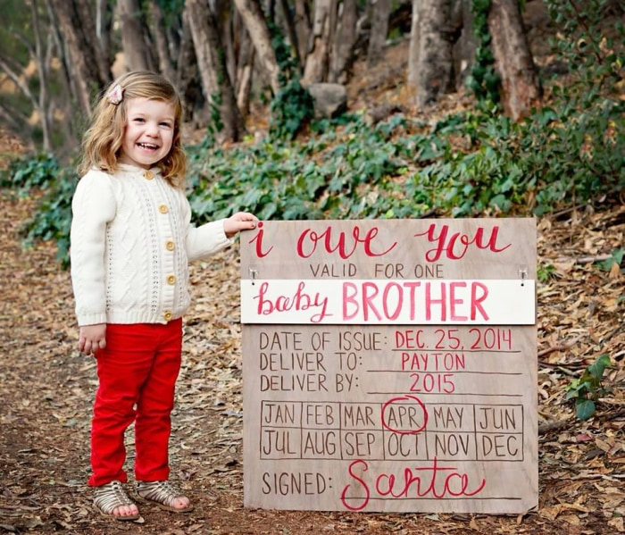 10 incredible christmas pregnancy announcement ideas