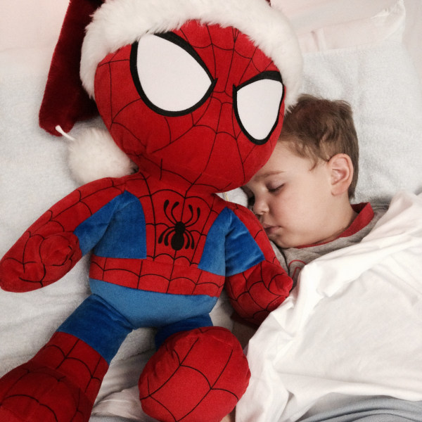 Son Of Amazing Spider Dad Loses Cancer Battle Today Com