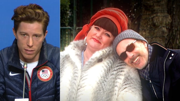 Shaun White bows out, Matt cozies up in Sochi.