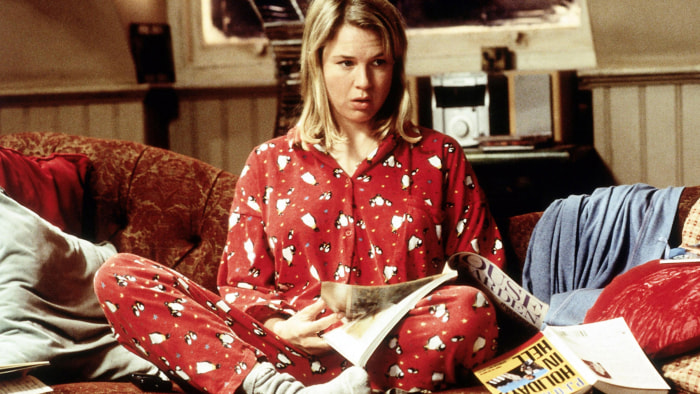 Bridget Jones' Valentine's Day playlist includes Chaka Khan and Amy Winehouse and is best consumed with lots of vodka.