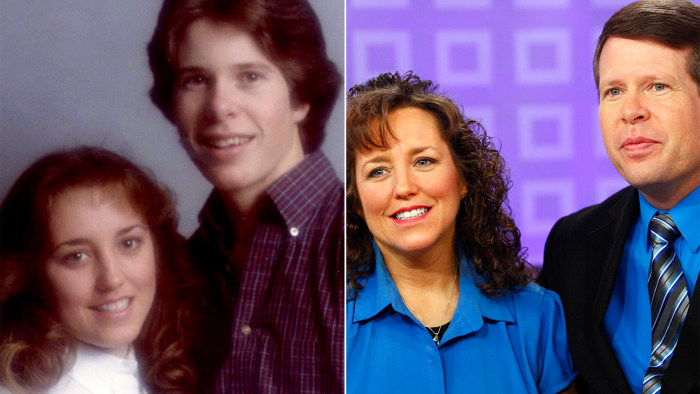 Michelle and Bob Duggar