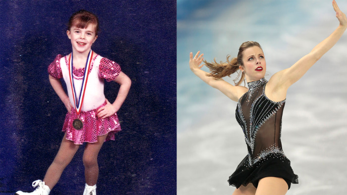 Ashley Wagner of the United States