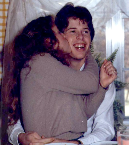 Let's get it on! The Duggars circa 1984, Marriage can be hot, Michelle and Jim Bob Duggar say.