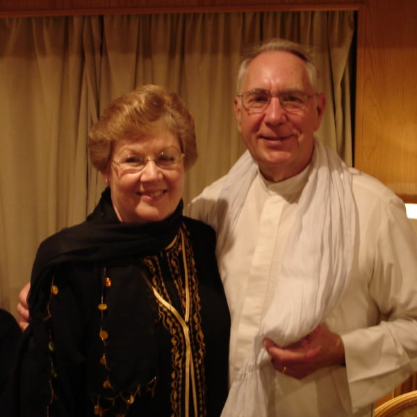 The Busciglios have celebrated 55 years of marriage.