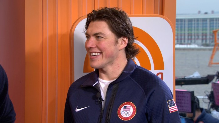 "U.S. Olympic hockey hero T.J. Oshie said there was ""a little panic"" and some shaking inside before he delivered the game-winning score in a shootout victory over Russia in Sochi on Saturday."