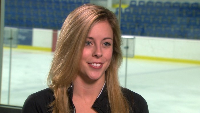 Ashley Wagner on TODAY