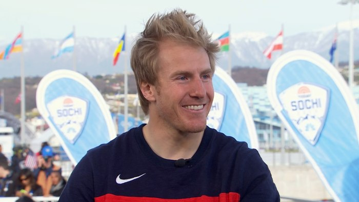 Ted Ligety has become the first U.S. men's skier to win gold in the downhill and the first U.S. alpine skier to win two gold medals in his career.