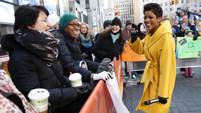 Tamron Hall will be the new co-host of TODAY's Take.