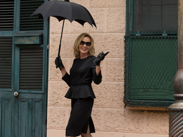 "Jessica Lange as Fiona in ""American Horror Story: Coven."""
