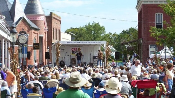 Berlin, Md., is the winner of Budget Travel's 9th annual America's Coolest Small Town contest.