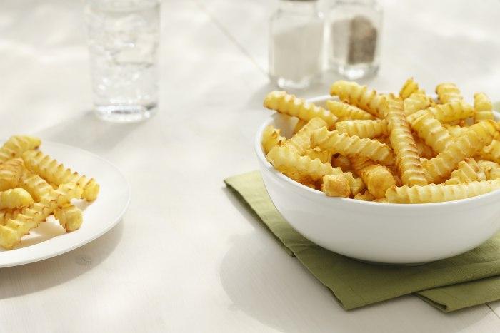Alexia frozen fries
