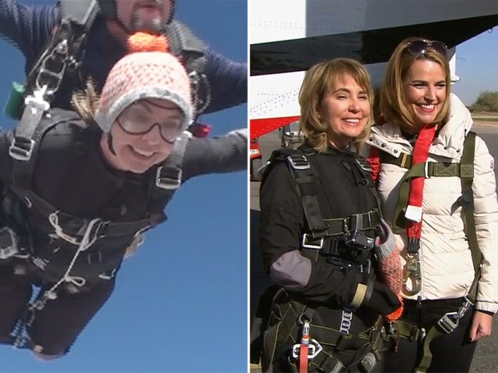 Gabrielle Giffords talks with TODAY host Savannah Guthrie. Gabrielle Giffords marked the three-year anniversary of an attack that left her severely wo...
