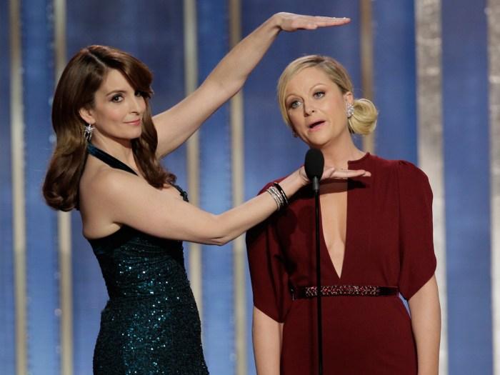 Image: Tina Fey and Amy Poehler