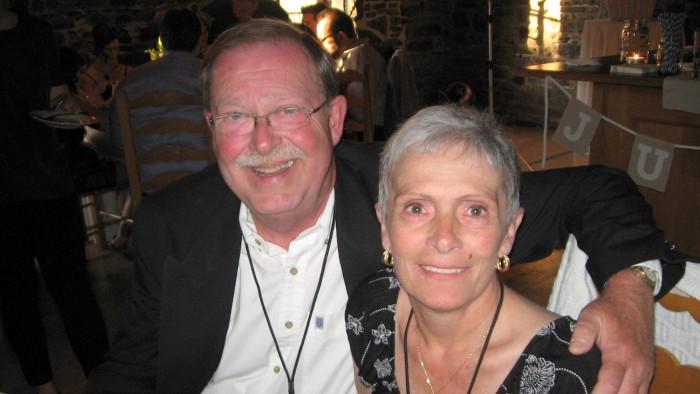Lee and Carol Ballantyne