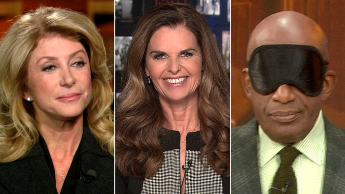 Wendy Davis says she's not an overnight sensation, Maria Shriver hosts a Help-a-thon and Al taste tests chocolate.