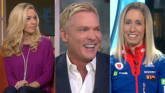Kate Gosselin's twins say they miss life on reality TV, Sam Champion kicked off his new role at the Weather Channel, and Biathlete Tracy Barnes talked about giving up her Olympic spot for her twin sister.