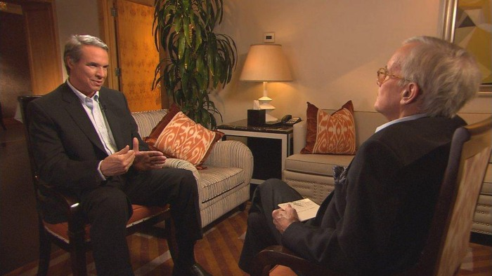 'Three Cups of Tea' author Greg Mortenson sat down with Tom Brokaw for an exclusive interview airing on TODAY.