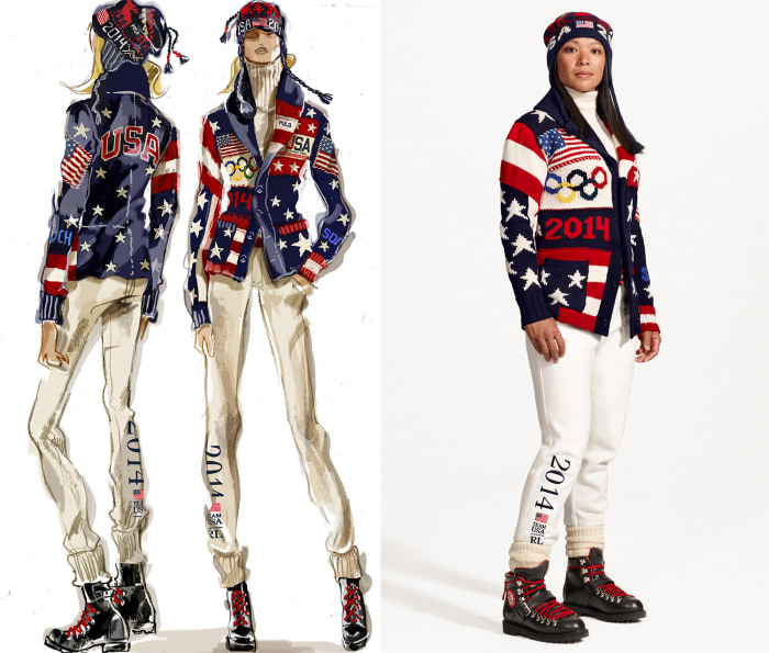 lovely usa winter olympics outfits 2019