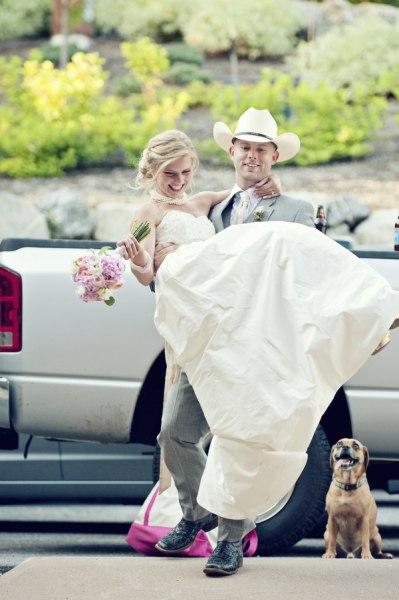 Vernier wedding